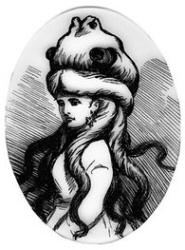 Ms. Cephalopodina brooch from Paraphernalia