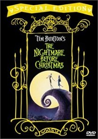 The Nightmare Before Christmas Special Edition DVD cover art