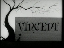 Title card from 'Vincent'