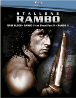 Rambo Box Set Blu-Ray Cover Art