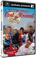 Tribute to Evel Knievel DVD Cover Art