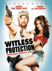 Witless Protection DVD Cover Art