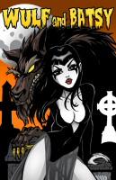 Wulf and Batsy #1 cover art