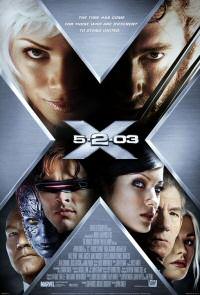X2: X-Men United Poster
