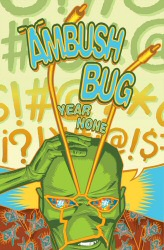 Ambush Bug Year None #1 cover art