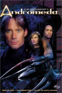 Andromeda 1.1 DVD cover art