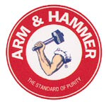 Arm & Hammers logo