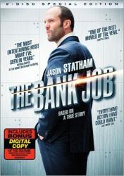 The Bank Job 2-disc DVD Cover Art