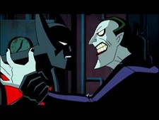 Batman faces The Joker in Return of the Joker
