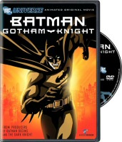 Batman Gotham Knight DVD Cover Art