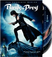 Birds of Prey: The Complete Series DVD Cover Art