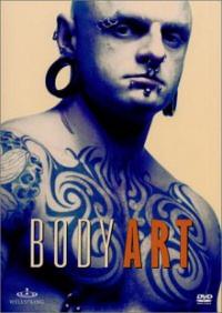 Body Art DVD cover art