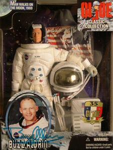 Buzz Aldrin, G.I. Joe