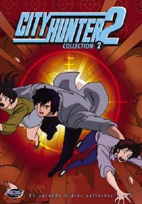 City Hunter Season 2, Collection 2 DVD cover art