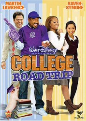 College Road Trip DVD Cover Art