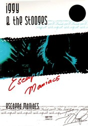 Iggy & the Stooges: Escaped Maniacs DVD Cover Art