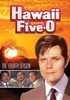 Hawaii Five-O Season Four DVD Cover Art