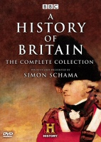 A History of Britain DVD Cover Art