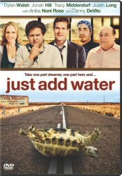 Just Add Water DVD Cover Art