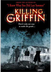 Killing Mr. Griffin DVD cover art