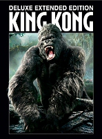 King Kong Deluxe Edition DVD cover art