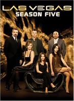 Las Vegas Season Five DVD Cover Art