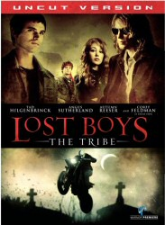 Lost Boys: The Tribe DVD Cover Art