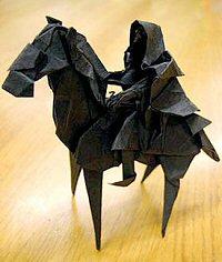Origami Wraith