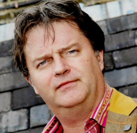 Paul Merton, bemused