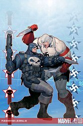 Punisher War Journal #8 cover art