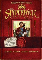 The Spiderwick Chronicles DVD cover art