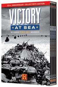 Victory at Sea DVD cover art