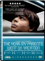 The Year My Parents Went on Vacation DVD Cover Art