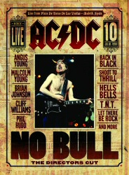 AC/DC: No Bull DVD cover art