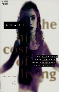 Death: The High Cost of Living cover art