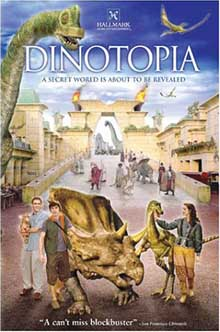 Dinotopia DVD cover art