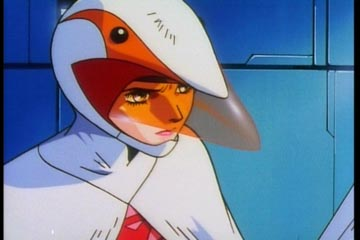 Jun from Gatchaman