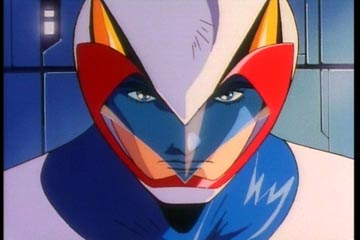 Ken Washio from Gatchaman