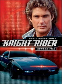 Knight Rider: Season Two DVD cover art