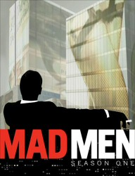Mad Men: Season One DVD cover art