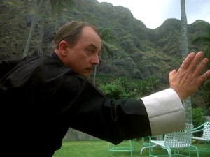 John Hillerman from Magnum P.I.