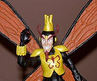 Venture Bros. Monarch action figure