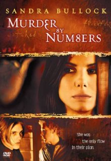 Murder by Numbers DVD cover art