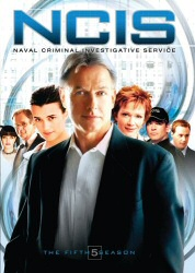 NCIS Season 5 DVD Cover Art