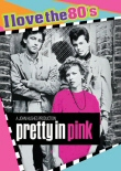 Pretty in Pink: I Love the 80s DVD cover art