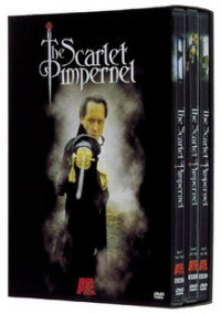 scarlet pimpernel dvd box cover