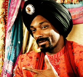 Snoop Dogg from Singh is Kinng