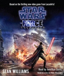 Star Wars: The Force Unleashed audiobook cover art