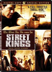 Street Kings DVD Cover Art