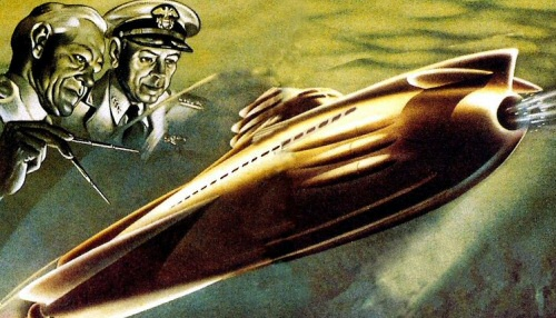 Chopsticks vs. Submarine